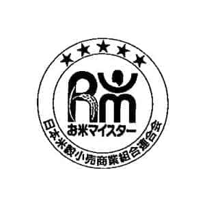 お米マイスターの登録商標の画像